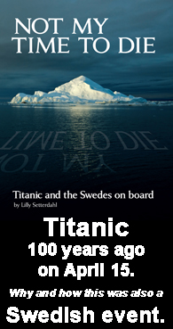 Titanic and the Swedes on board